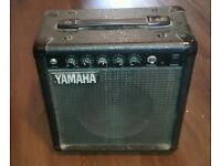 Yamaha HY-10G mk3 practice guitar amp