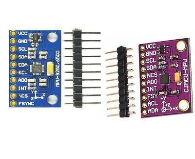 Spiiic Mpu6500 6 Axis Gyro Accel Sensor Module Replace Mpu6000 For Arduino