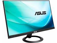 ASUS VX24AH 1440p 2K WQHD zeroframe monitor