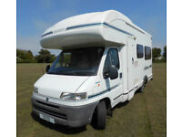Swift Gazelle F61 Motorhome for Sale