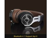 New in box EDIFIER W855BT From Original EDIFIER Store, HIFI Bluetooth NFC Apt-X Over-Ear Headphones