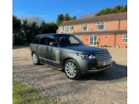 2014 Land Rover Range Rover 3.0 TD V6 Vogue Auto 4WD (s/s) 5dr SUV Diesel Automa