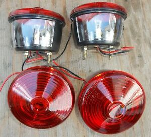 NEW TRAILER LIGHTS , CLEARENCE LIGHTS, NEVER USED