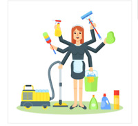 RESIDENTIAL/COMMERCIAL CLEANING AVAILABLE
