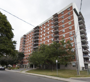 Sublet spacious 1-bedroom apartment in Kingston, Ontario