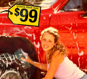 Mobile Car Detailing Sale - $99 (reg. $210). Two days left!