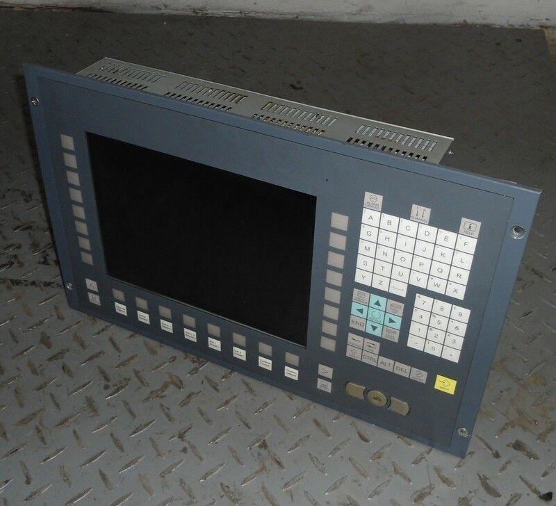 WOHRLE AUTOMATION OPERATOR INTERFACE PANEL CB12TC-11053201 *PZF*
