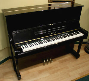 """Yamaha U1 Piano - 48"""" Made in Japan - Excellent Condition"""