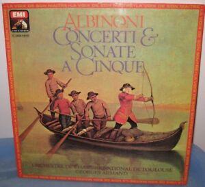 Disques vinyles de musique classique