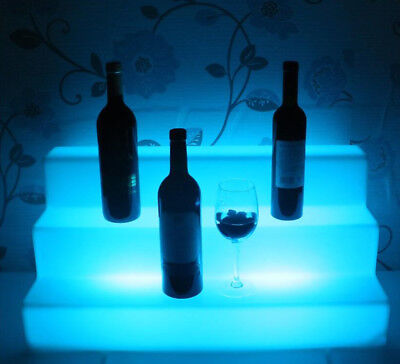 26 Led Bar Shelfthree Stepliquor Bottle Shelvesbottle Display Shelving Rack