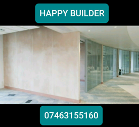 Plastering Services 20% off in September