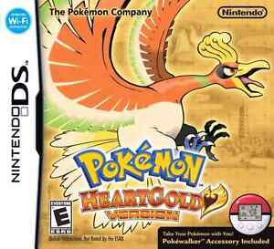 Looking for Pokemon HeartGold