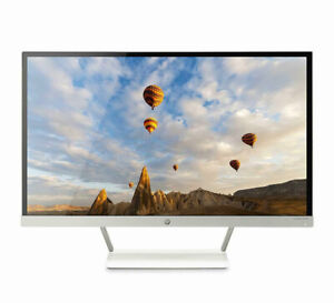 HP Pavilion 27-inch FHD IPS Monitor with LED Backlight 27xw
