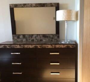 Moving Sale!! Very beautiful Dresser with Mirror