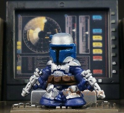 Hasbro Star Wars Fighter Pods Jango Fett w - Star Wars Jango Fett Blaster