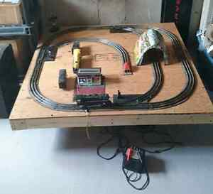 Lionel 0 Gauge Train layout