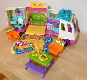 Fisher-Price Loving Family Beach Vacation
