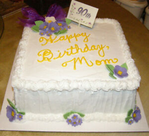 Birthday Cakes for All Ages