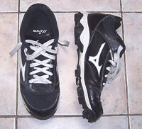 Mizuno 9 Spike Franchise 6 Mid Baseball Cleats Size 12 Mens