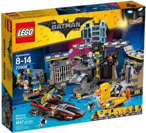 Lego Batman Movie 70909 Batcave Break-In Neuf