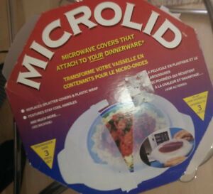 Micro Roast and MicroLids gadgets for Microwave $ 3 ea Kitchener / Waterloo Kitchener Area image 2