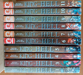 King Of Hell Books