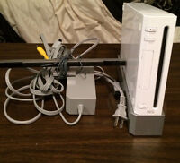 Nintendo Wii Bundle with fun games