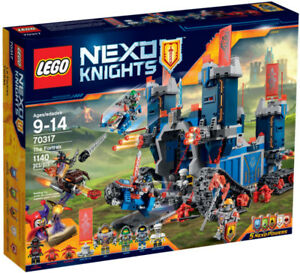 LEGO NEXO KNIGHTS Retired Set - The Fortrex 70317