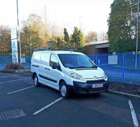 Citroen Dispatch 1.6HDi 2010 Cambelt Changed Video Available No VAT!