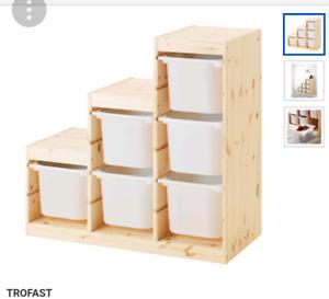 Wanted: ikea trofast storage unit!