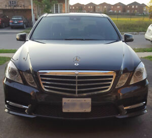 2012 Mercedes-Benz E-Class E 350 Sedan with LAUNCH EDITION Pkg