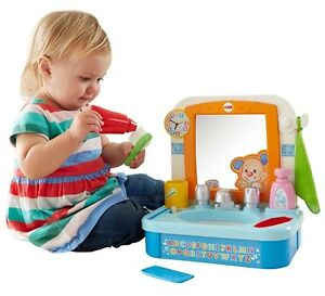 NEW: Fisher-Price Laugh & Learn Let's Get Ready Sink