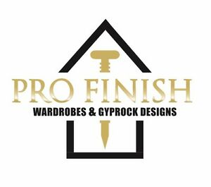 Pro Finish Wardrobes & Gyprock Designs Villawood Bankstown Area Preview