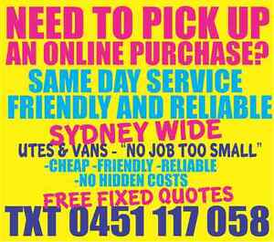 REMOVALIST ONLINE OR STORE PURCHASES REMOVALS - REMOVALISTS FAST Clovelly Eastern Suburbs Preview