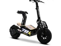 Electric scooter for sale