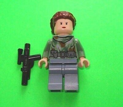 LEGO STAR WARS FIGUR ### PRINZESSIN LEIA - ENDOR AUS SET 8038 ### = TOP!!!