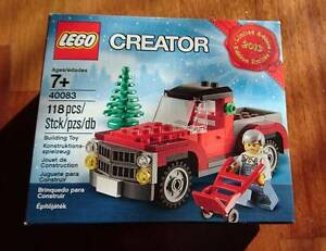 LEGO 40083 Christmas Tree Truck Limited Edition (2013) Bexley North Rockdale Area Preview