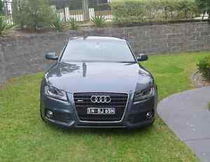 2010 Audi A5 Coupe **12 MONTH WARRANTY** Moorebank Liverpool Area Preview