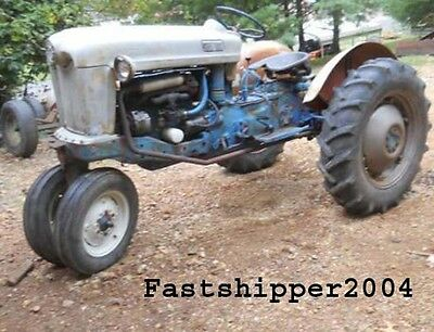 Ford Tractors 600 601 800 801 2120 4120 700 701 900 901 Parts Catalog Manual Cd