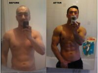 Personal Trainer/From £15 1-1/Online Life Coaching/Quick Transformation/7 day food plan/70min sesh