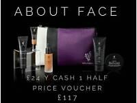 Make up with cashback