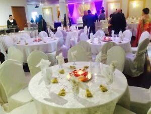 Party hall for up to 96 guests