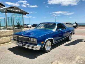 1984 Chevrolet El Camino (Ute) 350ci 5.7 V8 Auto - With Air Con