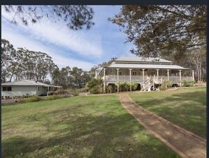 Historic Qldr plus 3 bed cottage,  one title, 6990 m2 Thornlands Redland Area Preview