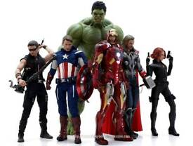 Hot Toys 1/6 Scale Avengers