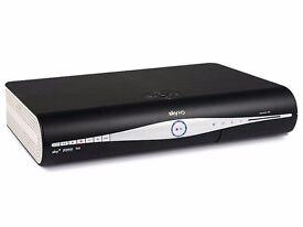 Sky Plus HD Box With Remote DRX890WL-C
