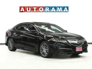 2015 Acura TLX SH-AWD TECH PKG NAVI BACK UP CAM LEATHER SUNROOF