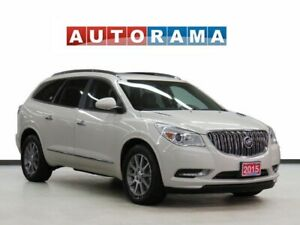0 Buick Enclave 4WD Nav Leather Dual Sroof Backup Cam 7Pass