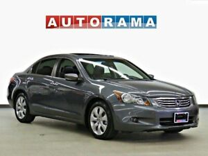 2010 Honda Accord EX-L V6 LEATHER SUNROOF ALLOY RIMS
