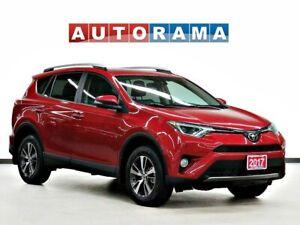 2017 Toyota RAV4 XLE AWD SUNROOF BACKUP CAMERA